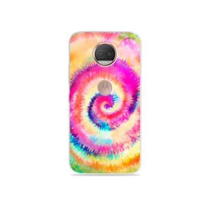 Capinha para Moto G5S Plus - Tie Dye