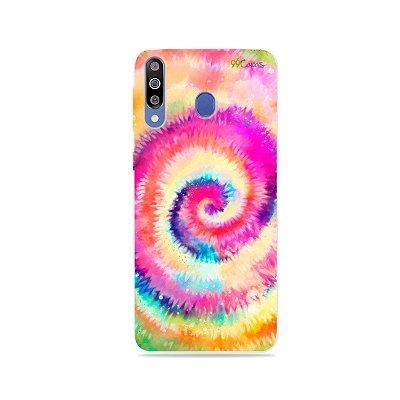 Capinha para Galaxy M30 - Tie Dye