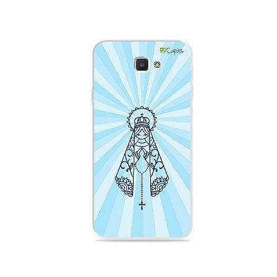 Capinha para Galaxy J7 Prime - Nossa Senhora