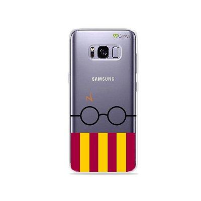 Capinha (transparente) para Galaxy S8 - H.P.