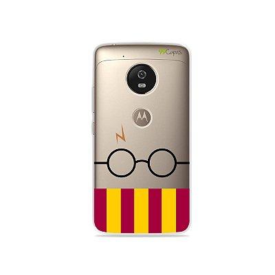 Capa para Moto G5 - H.P.