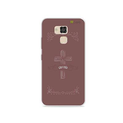 Capinha para Asus Zenfone 3 Max- 5.2 Polegadas - Gratidão