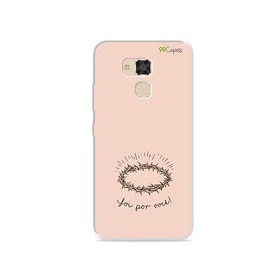 Capinha para Asus Zenfone 3 Max- 5.2 Polegadas - Foi por você