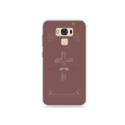 Capinha para Asus Zenfone 3 Max- 5.5 Polegadas - Gratidão