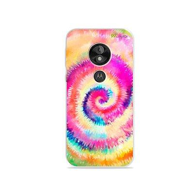Capa para Moto E5 Play - Tie Dye