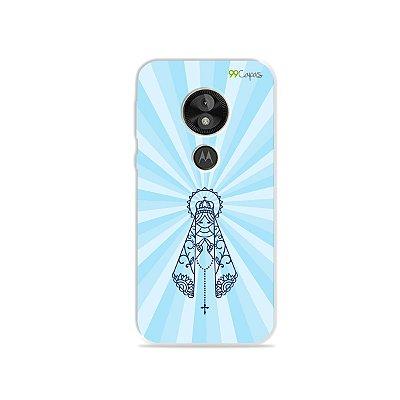 Capa para Moto E5 Play - Nossa Senhora