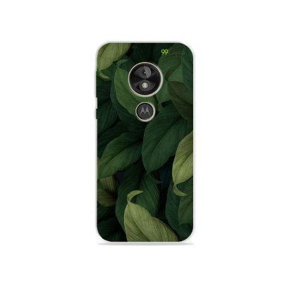 Capa para Moto E5 Play - Folhas