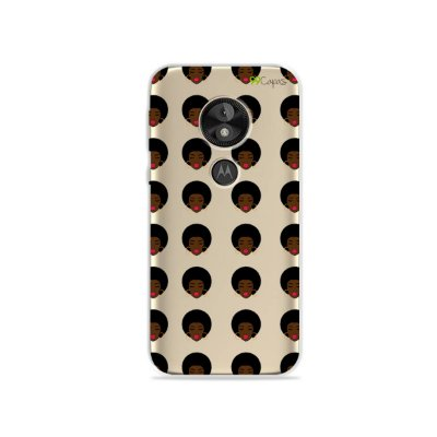 Capa para Moto E5 Play - Black Girls