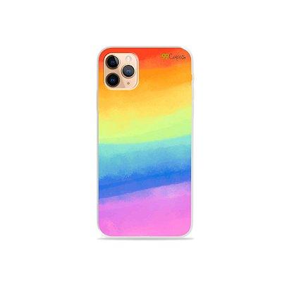 Capinha para iPhone 11 Pro - Rainbow
