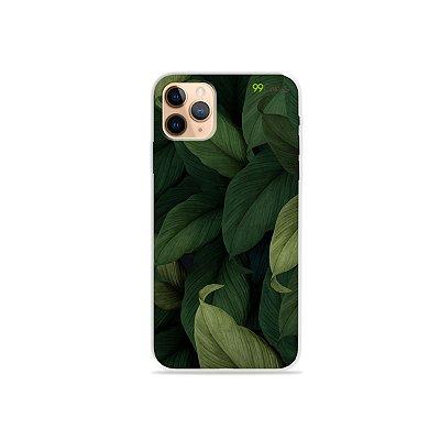 Capinha para iPhone 11 Pro - Folhas