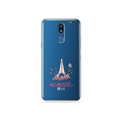 Capinha (transparente) para LG K12 - Namastê