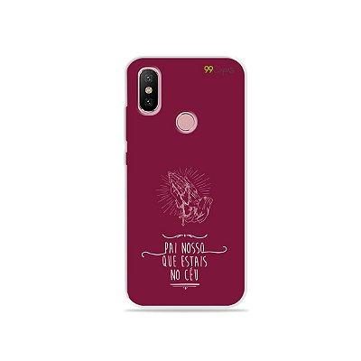 Capinha para Xiaomi Mi A2 - Pai Nosso