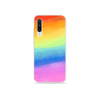 Capinha para Xiaomi Mi A3 - Rainbow