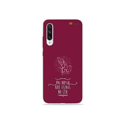 Capinha para Xiaomi Mi A3 - Pai Nosso