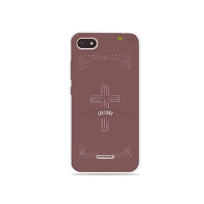 Capinha para Xiaomi Redmi 6 - Gratidão