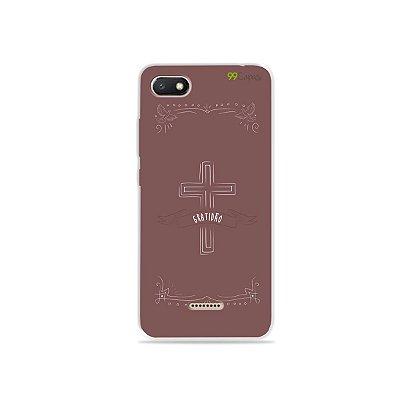 Capinha para Xiaomi Redmi 6A - Gratidão