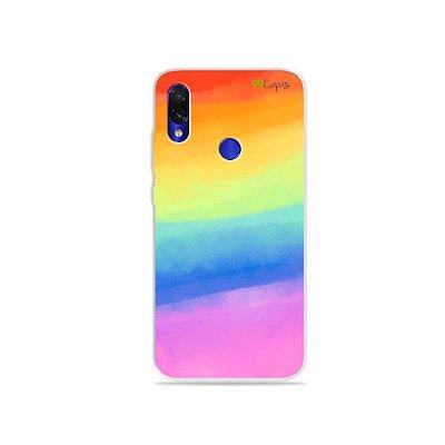 Capinha para Xiaomi Redmi 7 - Rainbow