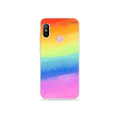 Capinha para Xiaomi Redmi Note 6 - Rainbow