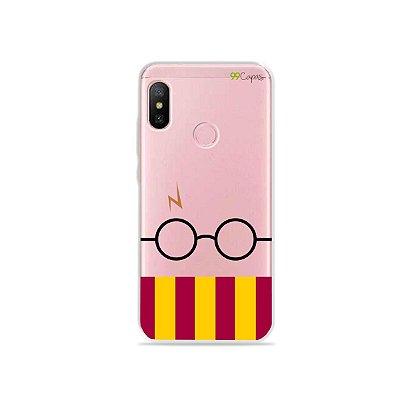 Capinha (transparente) para Xiaomi Redmi Note 6 - H.P.