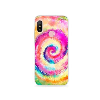 Capinha para Xiaomi Redmi Note 6 - Tie Dye