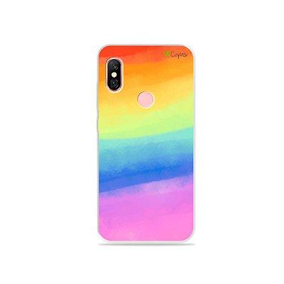 Capinha para Xiaomi Redmi Note 6 Pro - Rainbow