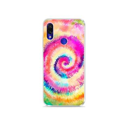 Capinha para Xiaomi Redmi Note 7 - Tie Dye