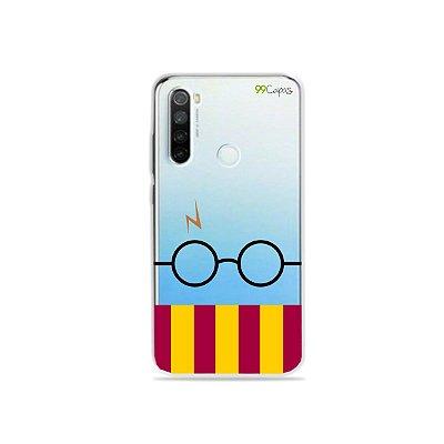 Capinha (transparente) para Xiaomi Redmi Note 8 - H.P.