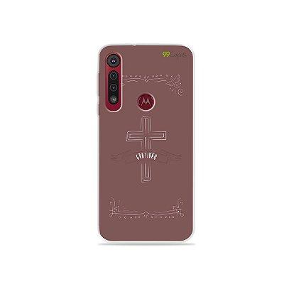 Capinha para Moto G8 Play - Gratidão