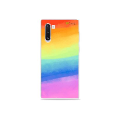 Capinha para Galaxy Note 10 - Rainbow