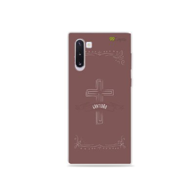 Capinha para Galaxy Note 10 - Gratidão