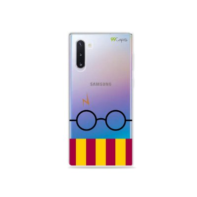 Capinha (transparente) para Galaxy Note 10 - H.P.
