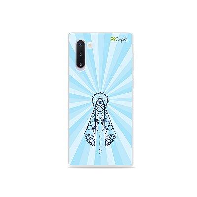 Capinha para Galaxy Note 10 - Nossa Senhora
