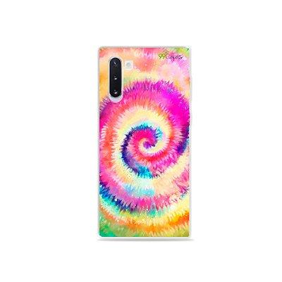 Capinha para Galaxy Note 10 - Tie Dye