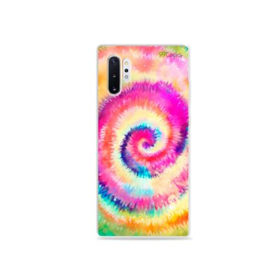 Capinha para Galaxy Note 10 Plus - Tie Dye