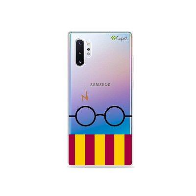 Capinha (transparente) para Galaxy Note 10 Plus - H.P.