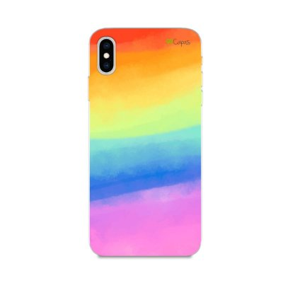 Capinha para iPhone XS Max - Rainbow