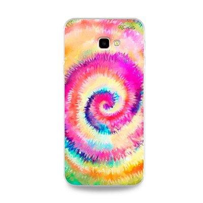 Capinha para Galaxy J4 Plus - Tie Dye