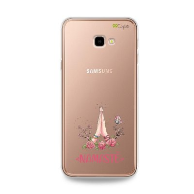 Capinha (transparente) para Galaxy J4 Plus - Namastê