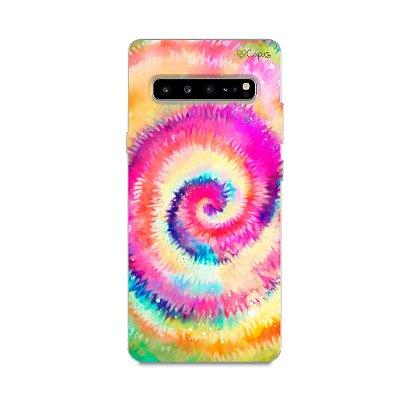 Capinha para Galaxy S10 - Tie Dye