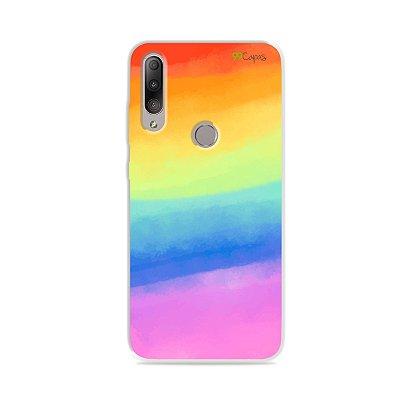 Capinha para Zenfone Max Shot - Rainbow