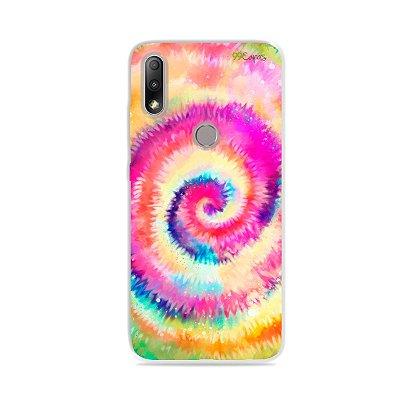 Capinha para Zenfone Max Plus M2 - Tie Dye