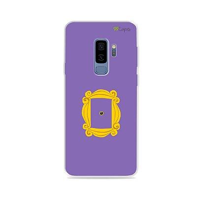 Capinha para Galaxy S9 Plus - Friends