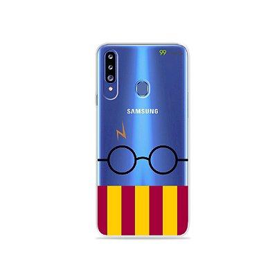 Capinha (transparente) para Galaxy A20s - H.P.