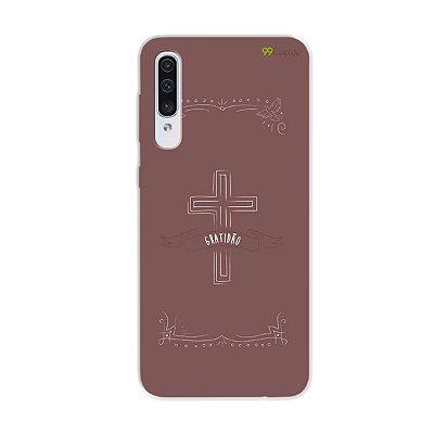 Capinha para Galaxy A50s - Gratidão