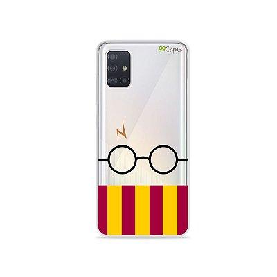 Capinha (transparente) para Galaxy A51 - H.P.