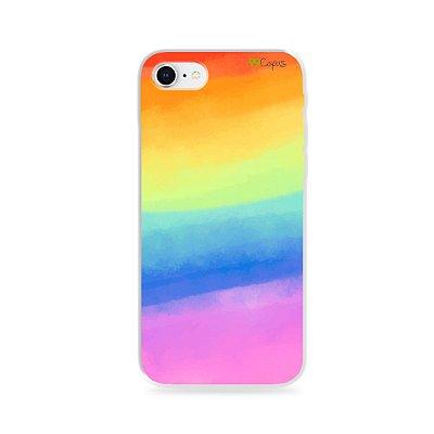 Capa para iPhone 8  - Rainbow