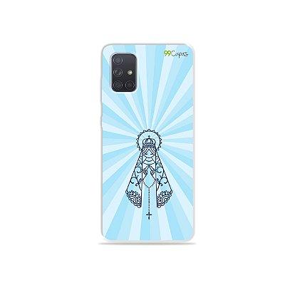 Capinha para Galaxy A71 - Nossa Senhora