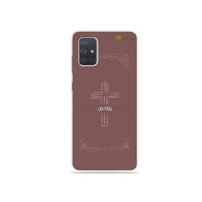 Capinha para Galaxy A71 - Gratidão