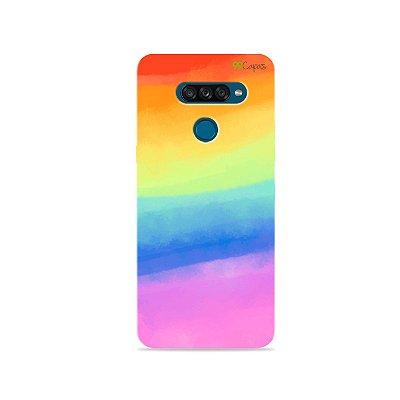 Capinha para LG K50s - Rainbow