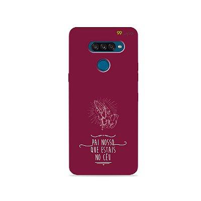Capinha para LG K50s - Pai Nosso